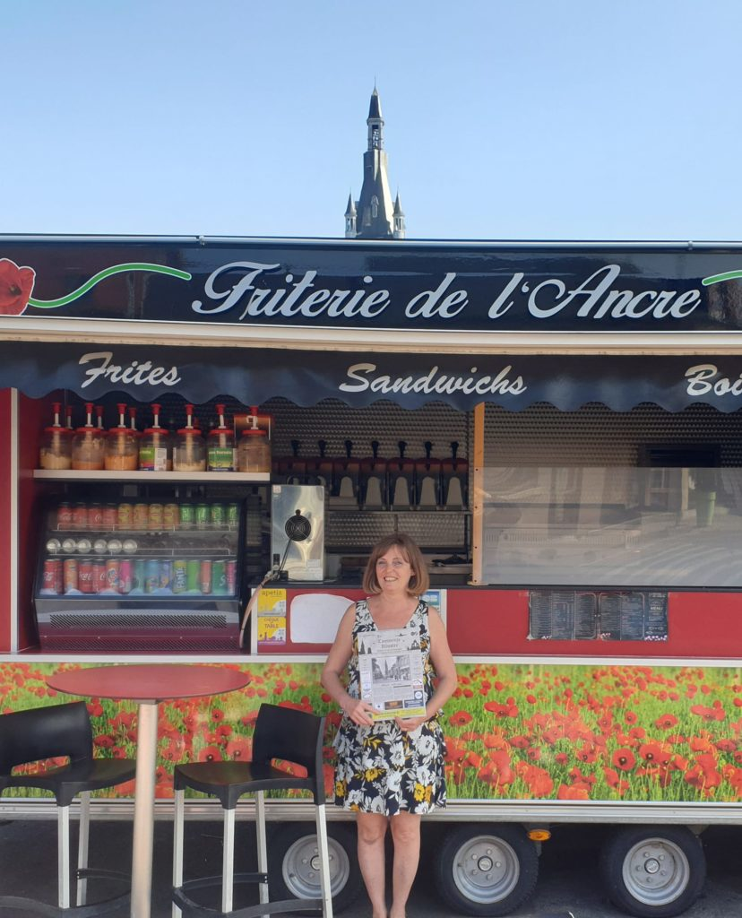 FRITERIE DE L ANCRE COMMERCE ILLUSTRE